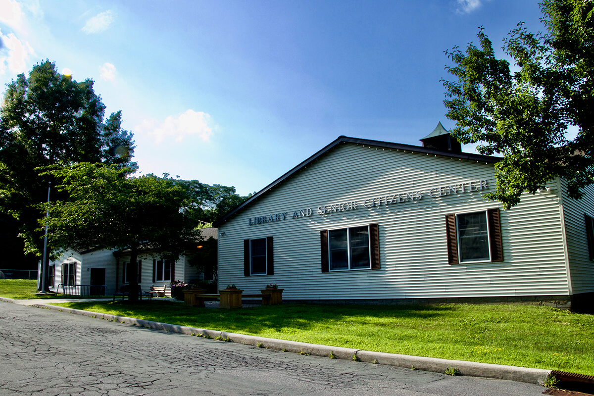 Rushmore Memorial Library