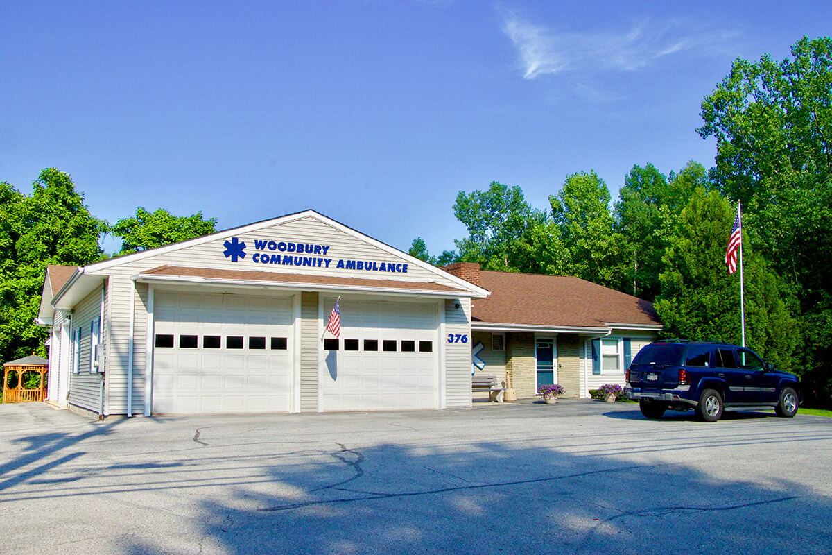 woodbury ambulance